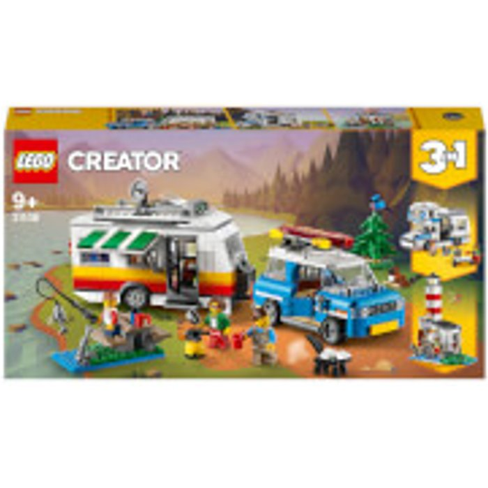 Save 35% - LEGO Creator: Caravan Family Holiday (31108)
