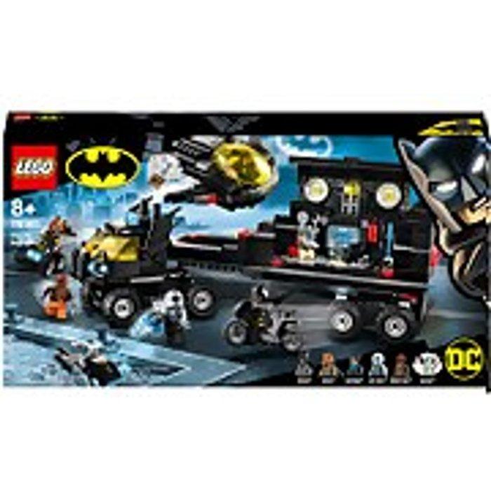 Save £16.00 - LEGO Super Heroes: Mobile Bat Base (76160)