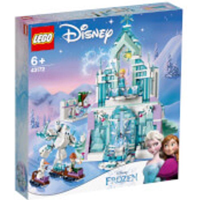LEGO Disney Princess: Elsa's Magical Ice Palace (43172)