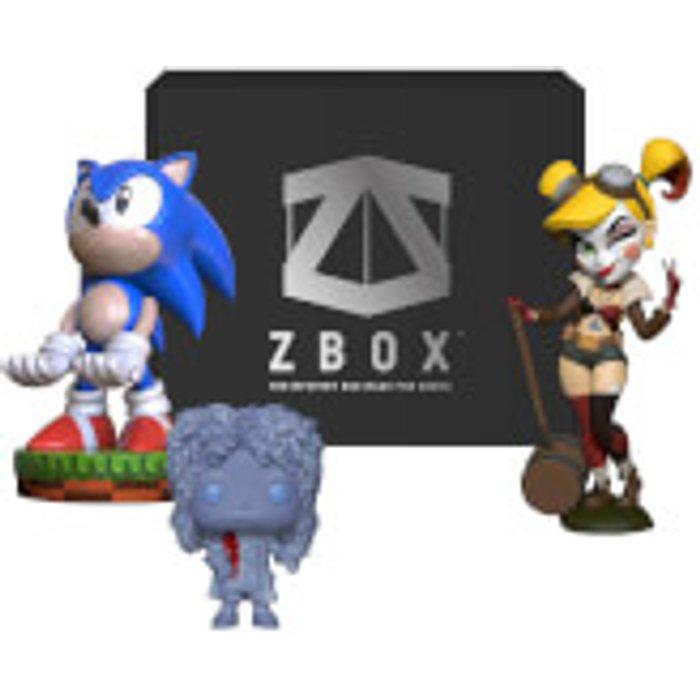 Save 70% - Zavvi Anniversary Mystery Box - Special Edition 2020 (10 Items +)