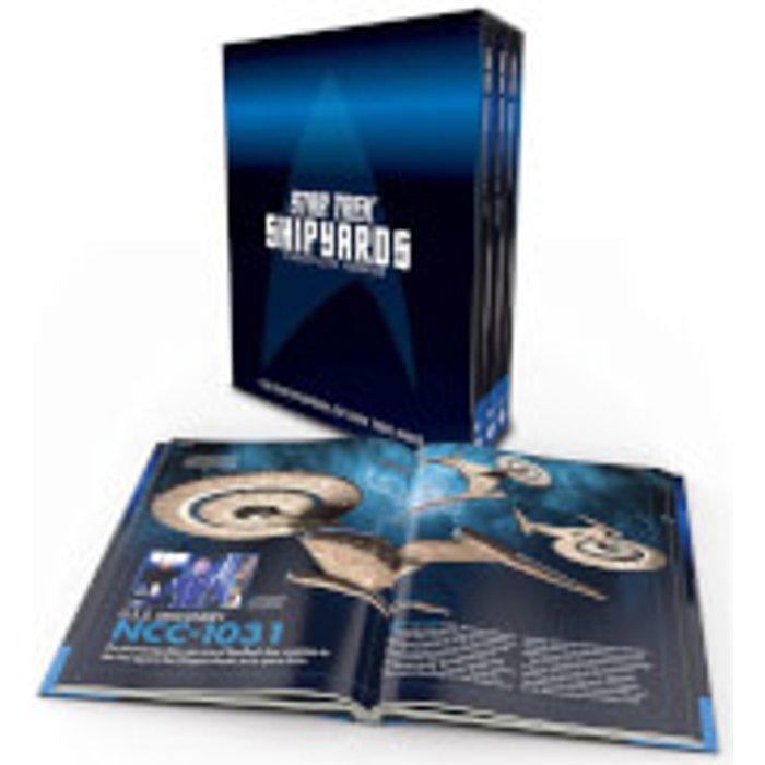 Save 78% - Penguin Star Trek Shipyards: Starfleet and the Federation Hardcover Box Set