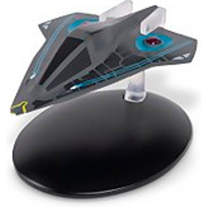 Save 53% - Eaglesmoss Star Trek Die Cast Ship Replica - Federation Timeship Aeon Starship Model