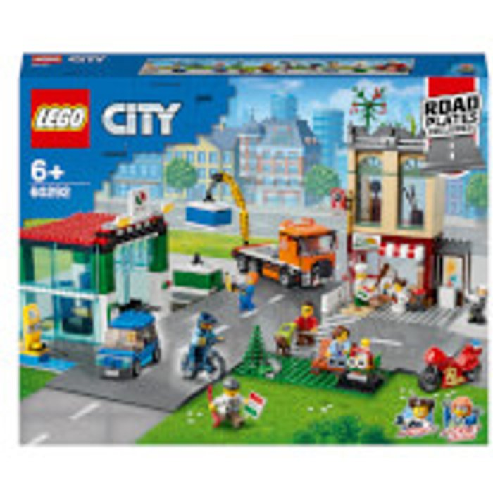 Save 32% - LEGO My City: Town Center (60292)