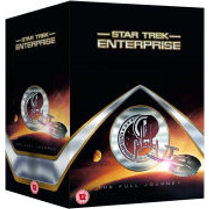 Save 71% - Star Trek Enterprise Complete Re-Package