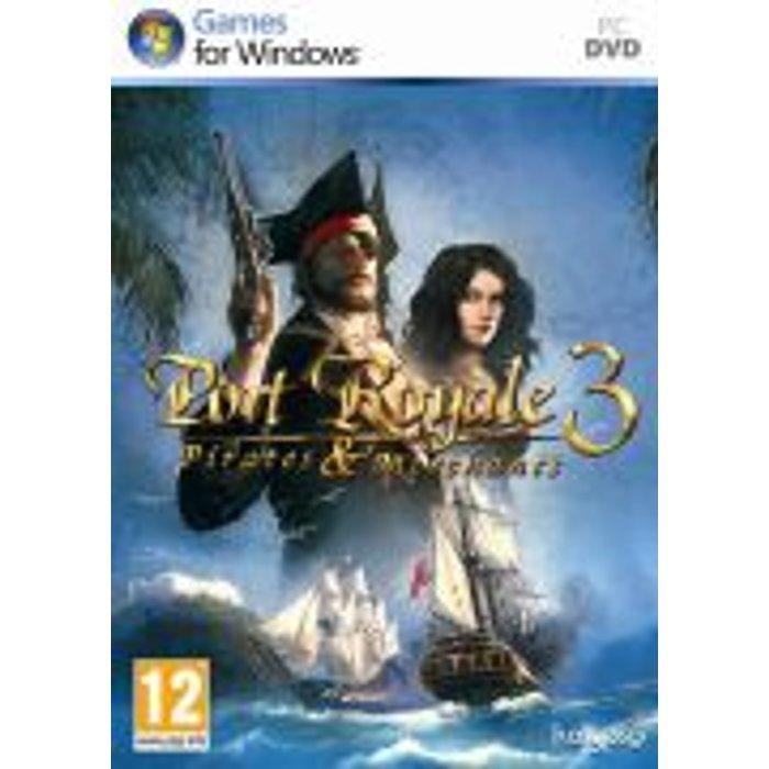 Save 90% - Port Royale 3: Pirates and Merchants