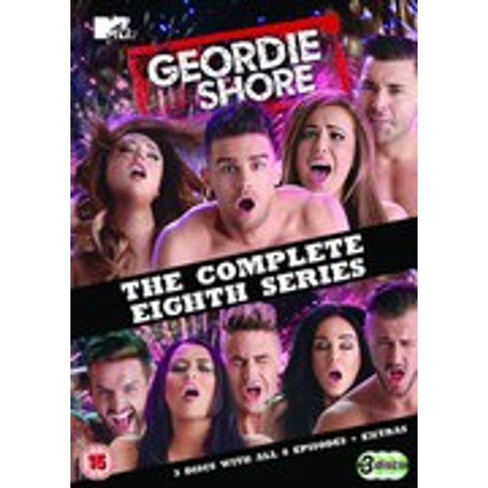 Paramount Home Entertainment Geordie Shore: the Complete Eighth Series New  DVD