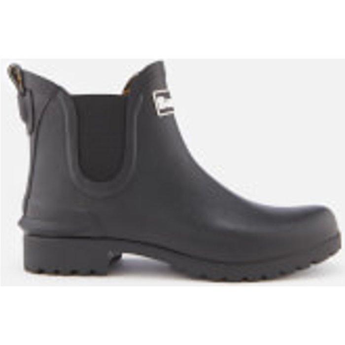 Barbour Barbour Women's Wilton Chelsea Boots - Black - UK 7 - Black