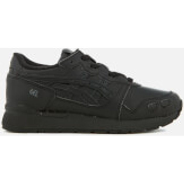 Asics Asics Kids' Gel-Lyte PS Trainers - Black - UK 9 Kids - Black