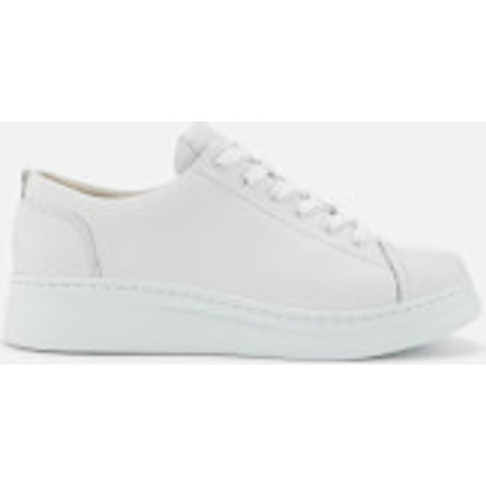 Camper Camper Women's Runner Up Low Top Trainers - White Natural - UK 6 - White