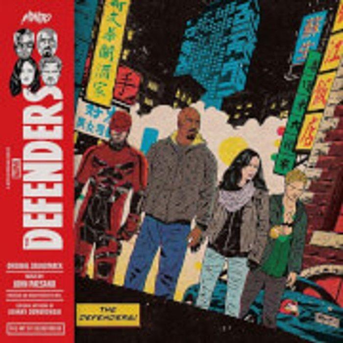 Save £10.00 - Mondo The Defenders - Original Soundtrack 2xLP