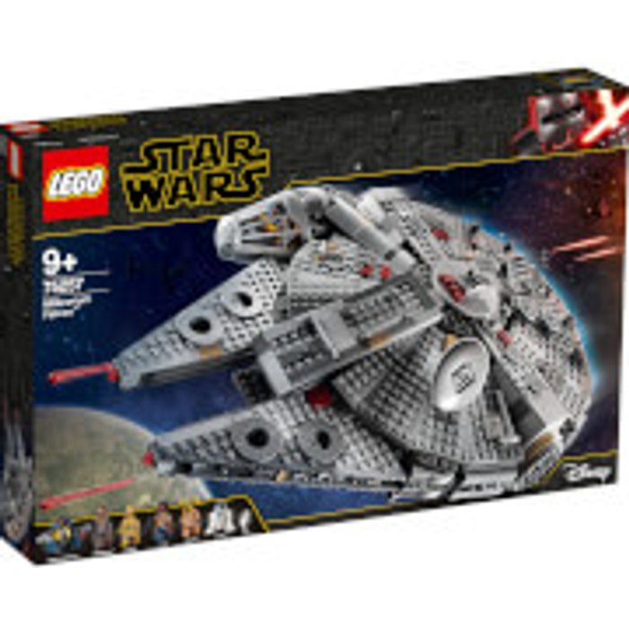 Save £15.00 - LEGO Star Wars: Millennium Falcon (75257)
