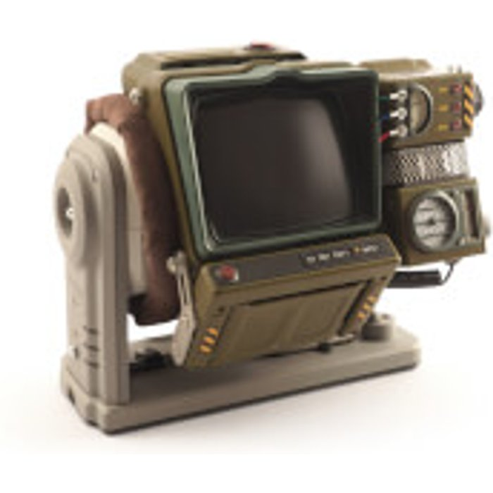 Save £20.00 - The Wand Company Fallout Pip-Boy Stand: Bluetooth Speaker Kit