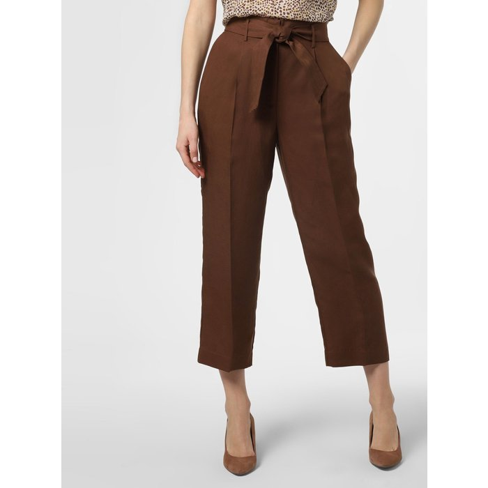 Artikel klicken und genauer betrachten! - Ob im Office oder in der Freizeit – die IPURI Hose mit Leinen-Anteil verleiht jedem Outfit einen coolen Fashion-Moment.   im Online Shop kaufen