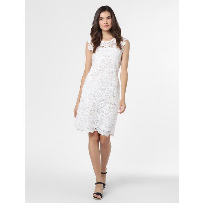 Artikel klicken und genauer betrachten! - Allover-Spitze verleiht dem gefütterten Taifun Kleid ein romantisches Flair und Raffinesse für diverse Anlässe.   im Online Shop kaufen