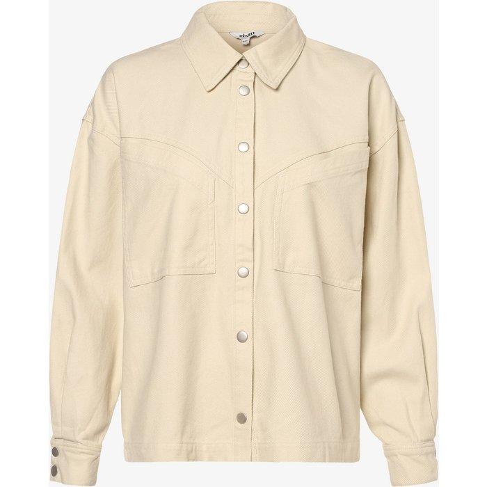 Artikel klicken und genauer betrachten! - Die mbyM Bluse Reneta entscheidet sich für einen femininen Lässig-Look – das gelingt dank oversized Passform, griffiger Twill-Qualität und klassischen Hemd-Details ganz hervorragend.   im Online Shop kaufen