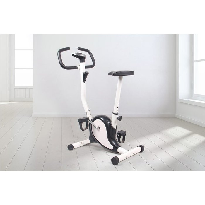 £59.99 for an exercise bike - choose from three colours!