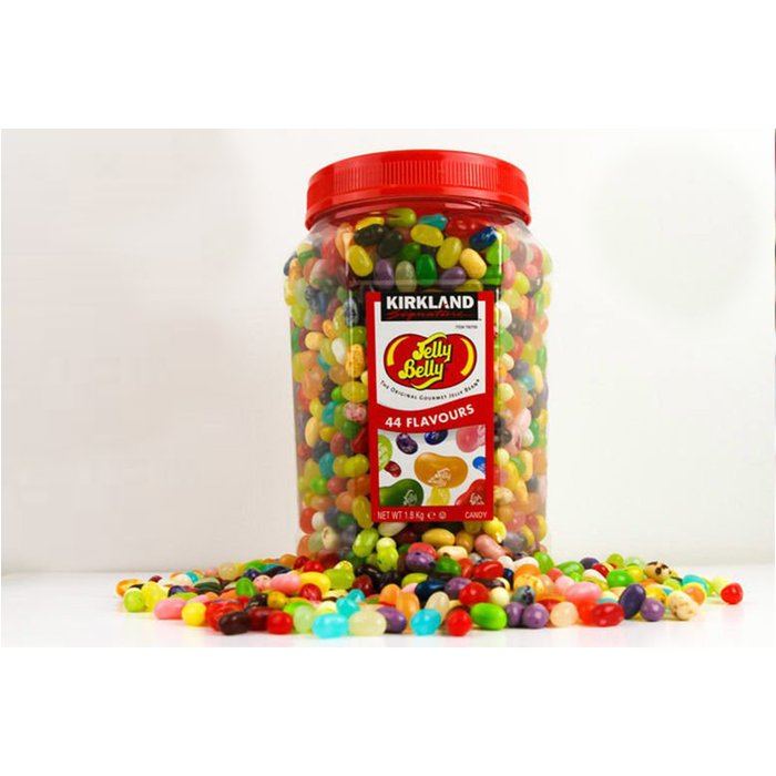Massive 1.8KG Gourmet Jelly Belly Selection - 44 Flavours!