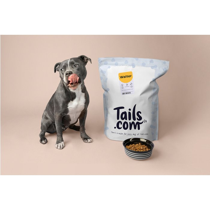 Save 93% - tails.com Dog Food: 1-Month Supply - Includes Delivery!