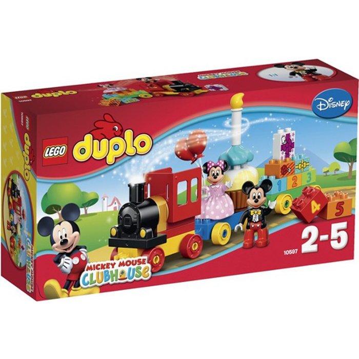 Lego Duplo Mickey&Minnie Urodzinowa parada
