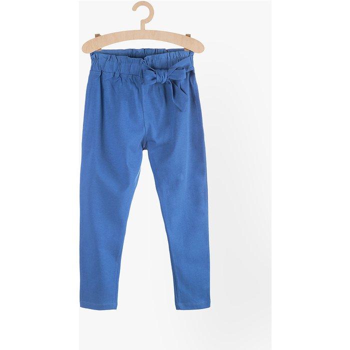 Spodnie dziewczęce niebieskie 3M3813