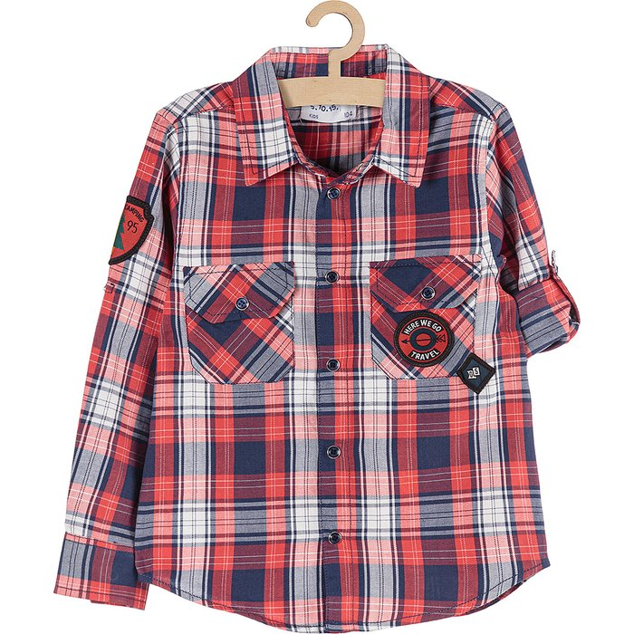 Koszula chłopięca 1J3703