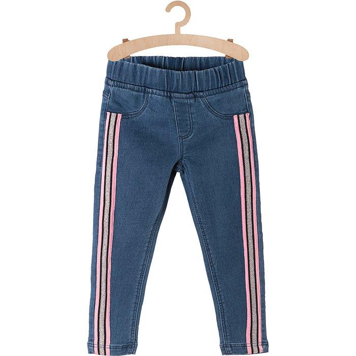 Spodnie jeansowe dla dziewczynki 3L3702