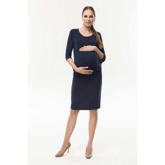 Sukienka ciążowa Simple granatowa 5O36NI