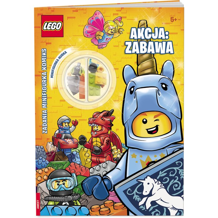 Lego Mixed Themes. Akcja: Zabawa 1Y36S8