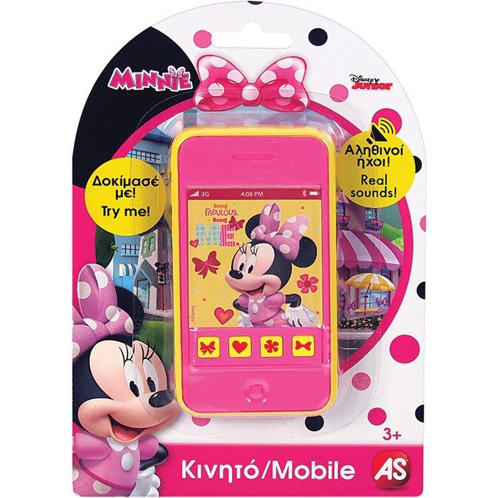 Telefon komórkowy Myszka Minnie 3Y36L4