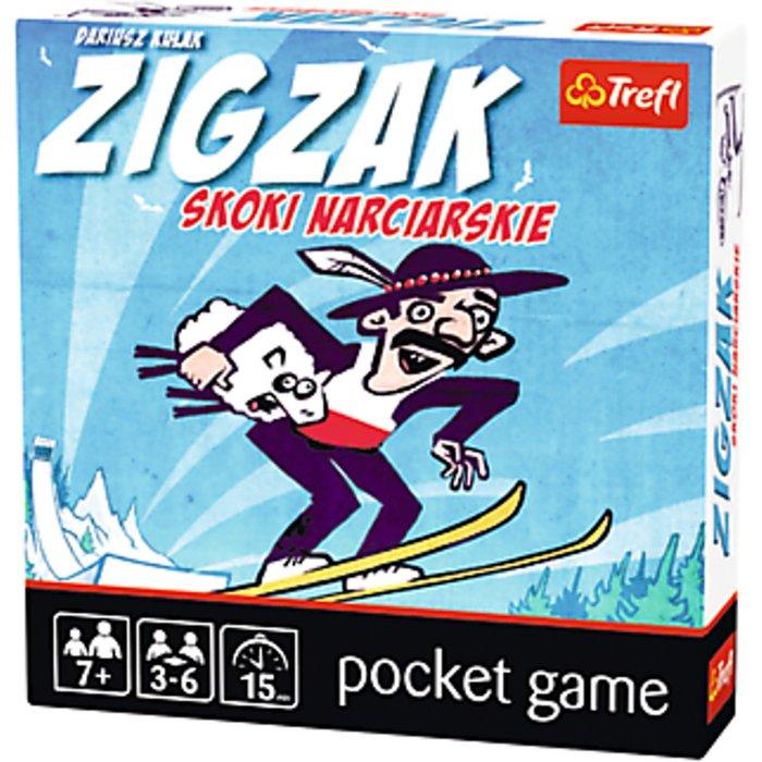 """Gra karciana """"Zig Zak"""" 1Y32AC"""