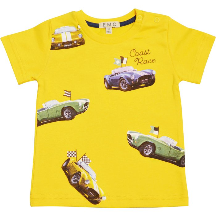 Koszulka chłopięca 1I36CC