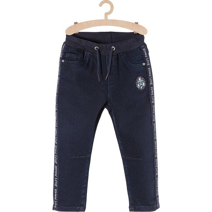 Spodnie jeansowe dla chłopca 1L3708
