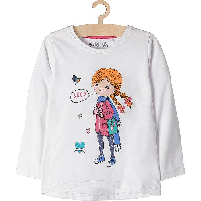 Bluzka dziewczęca 3H3746