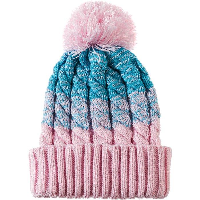 Czapka zimowa dla dziewczynki 4X3524