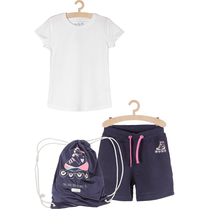 Komplet – tshirt + spodenki 3P3702