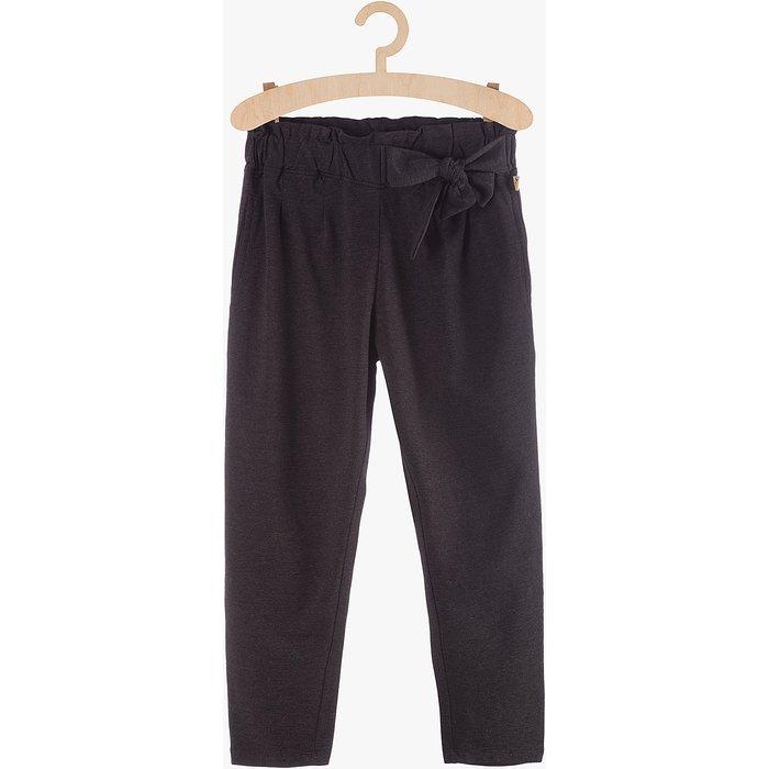 Spodnie dresowe dziewczęce 4M3802