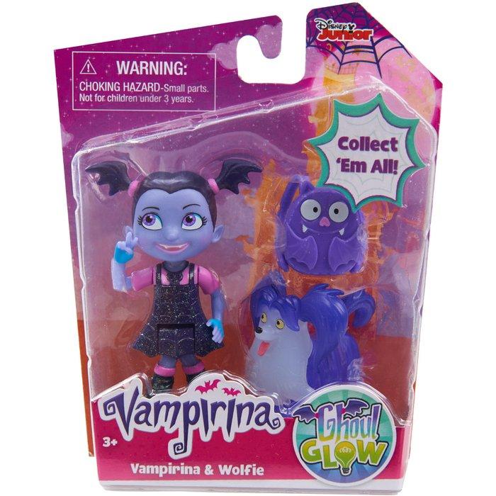 Figurka Vampirina i Volfie 3Y35EF