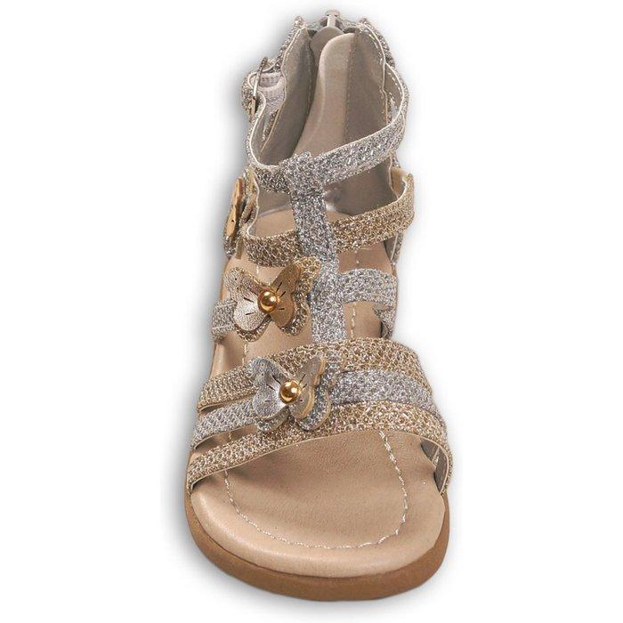 Sandały dziewczęce 3Z36BN