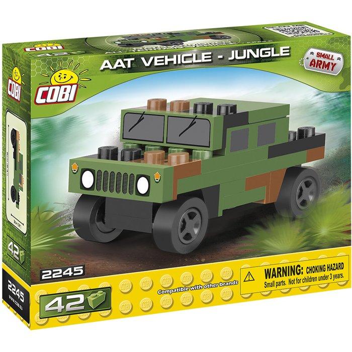 Klocki COBI Samochód Armii USA 2Y36C2