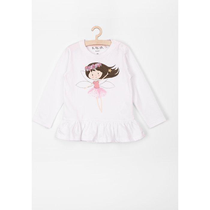 Bluzka niemowlęca dzianinowa 6H3711