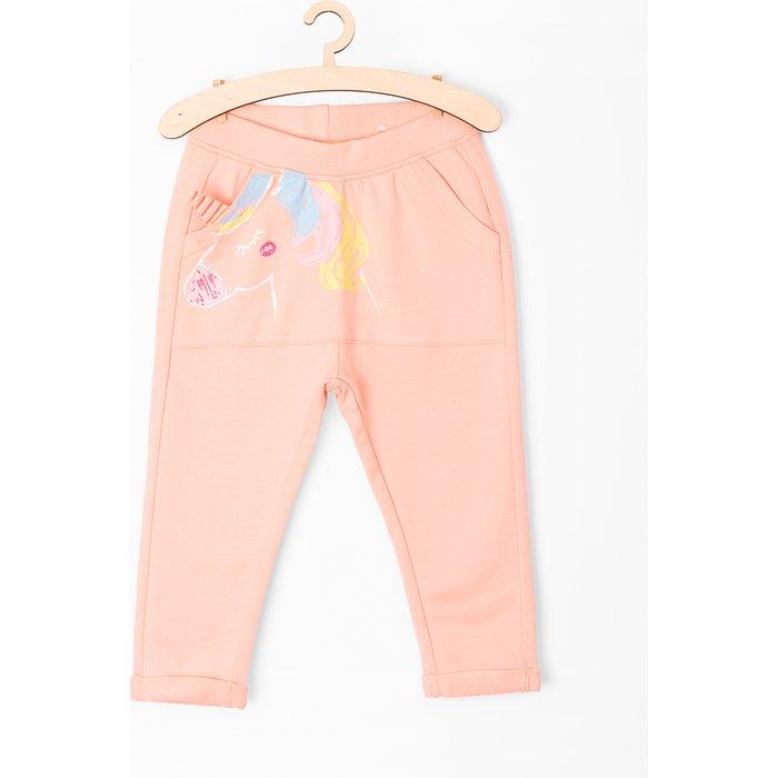 Spodnie niemowlęce 6M3709