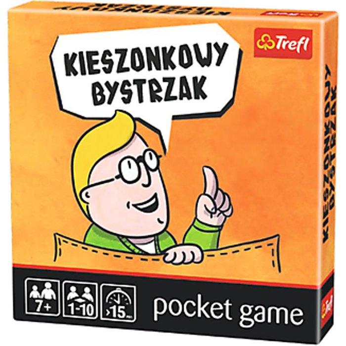 Gra karciana Kieszonkowy bystrzak 1Y32AB