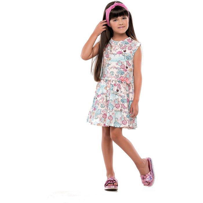 Sukienka dziewczęca 3K36A2