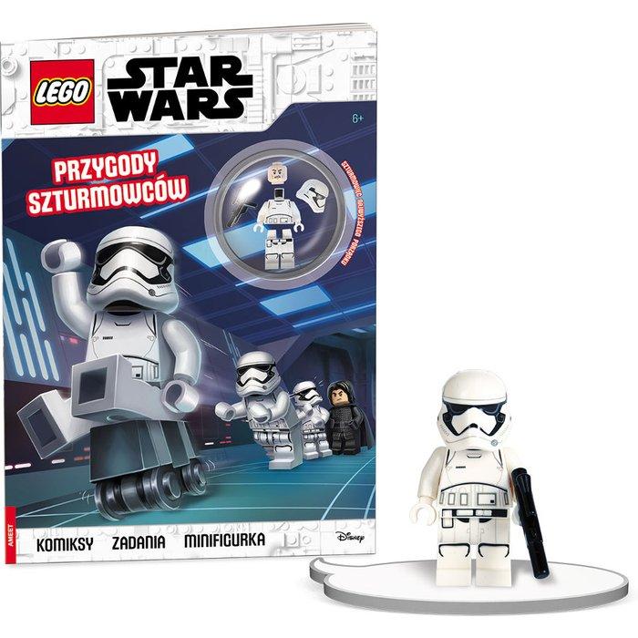 Lego Star Wars. Przygody Szturmow 1Y36SC