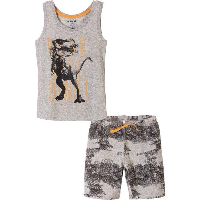 Piżama dla chłopca 2W3603
