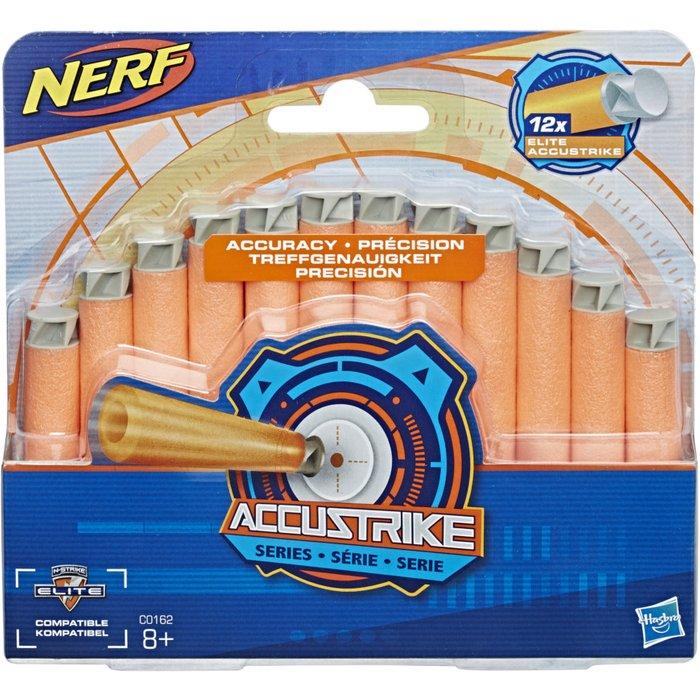 Nerf Accustrike Strzałki 12szt 2Y37BF