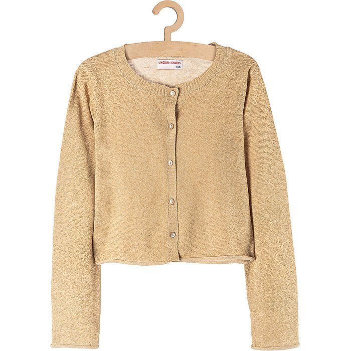 Sweter dziewczęcy 4C3705