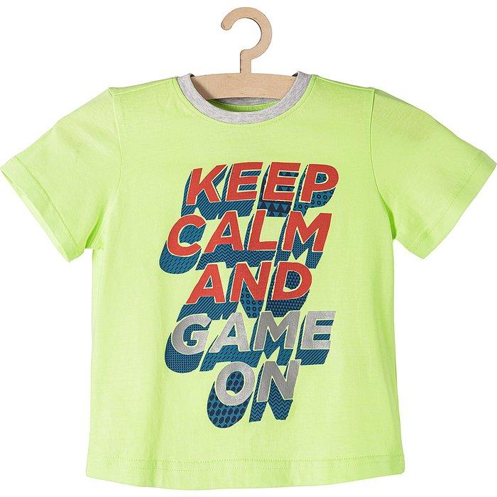 Koszulka chłopięca 1I3622