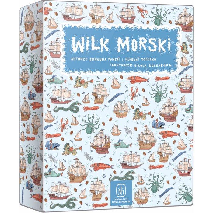 """Gra """"Wilk Morski"""" 2Y37AT"""