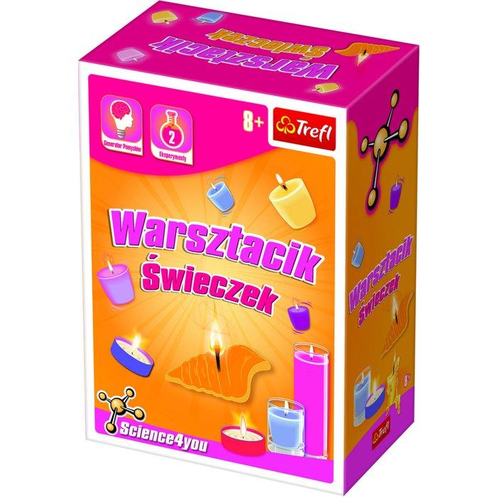 Science 4 You - Warsztacik 4Y36DT